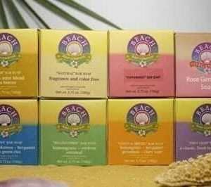 Certified Organic Bath Soap