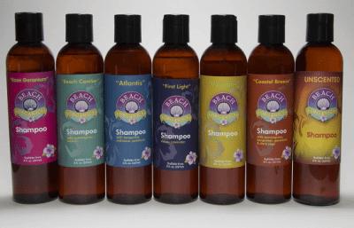SLS Free Shampoo