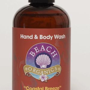 Coastal Breeze Natural Bodywash