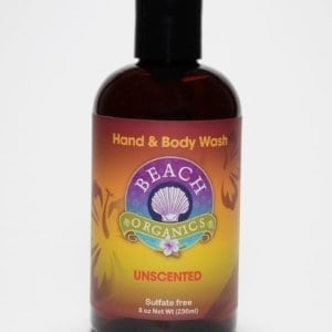 Unscented Natural Bodywash