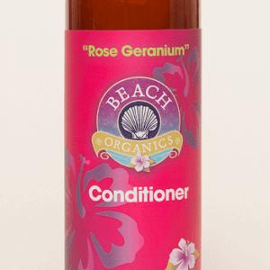 Rose Geranium Deep Conditioner