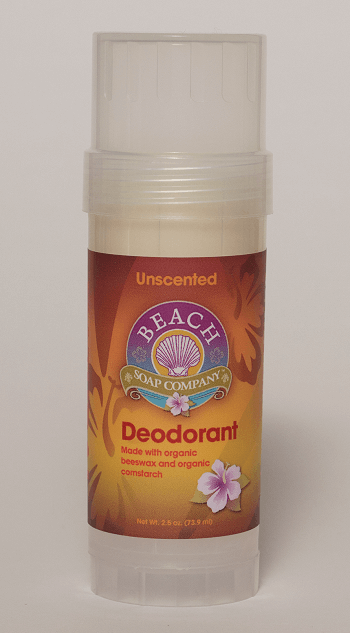 Organic Deodorant That Actually Works            Unscented Natural Deodorant