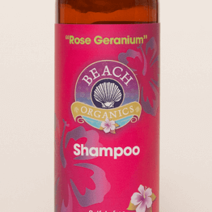 Rose Geranium Herbal Shampoo