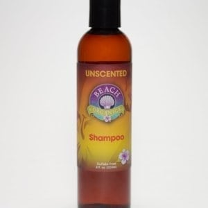 Unscented Herbal Shampoo