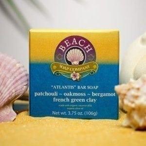 Atlantis Organic Soap