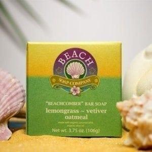 Beachcomber Organic Soap