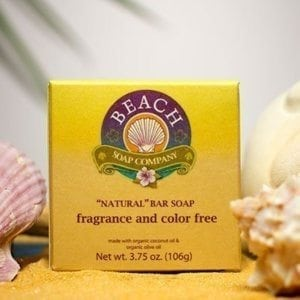 Natural Unscented Organic Soap
